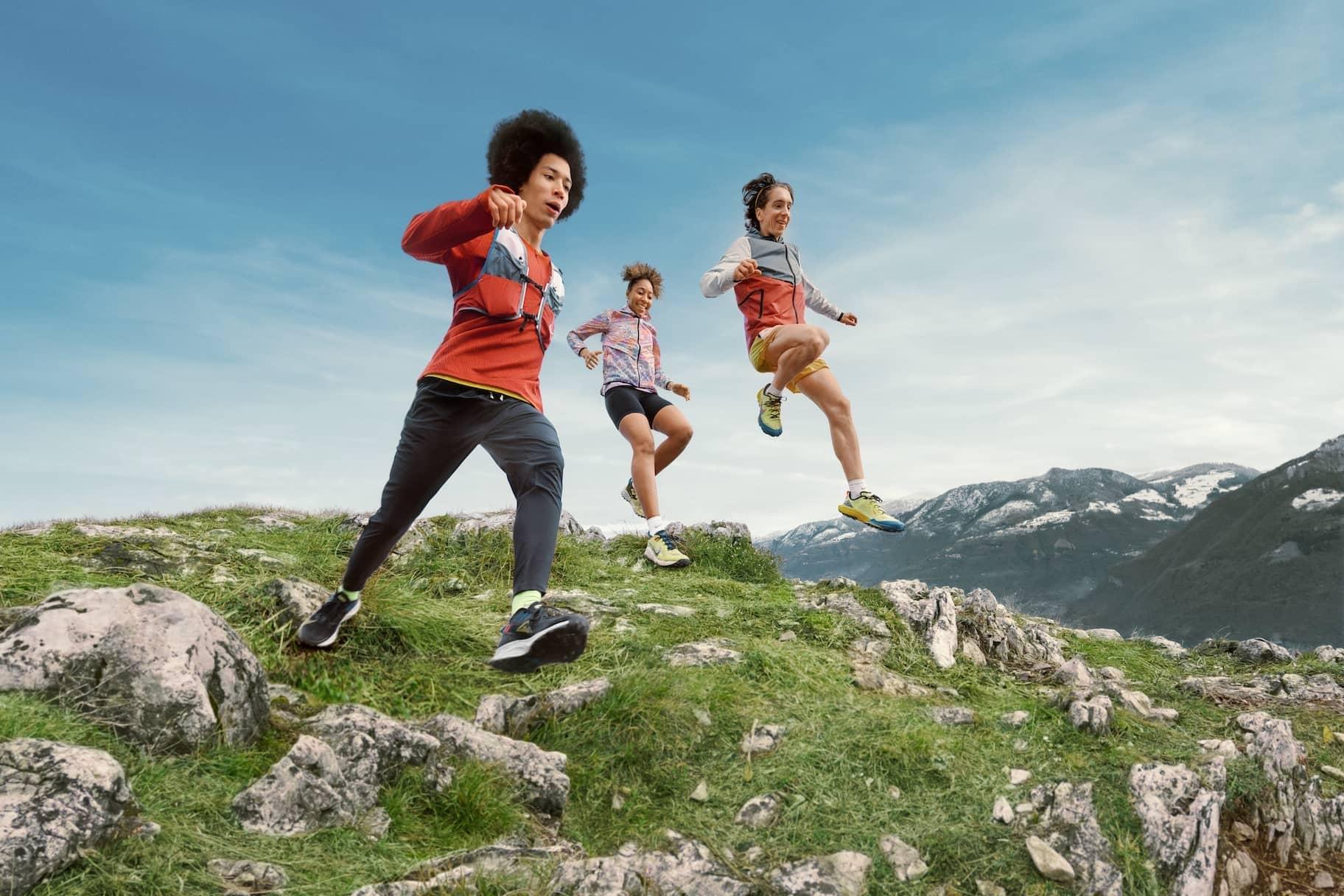 Correre sullo sterrato: l'importanza di scegliere le scarpe giuste per il trail running