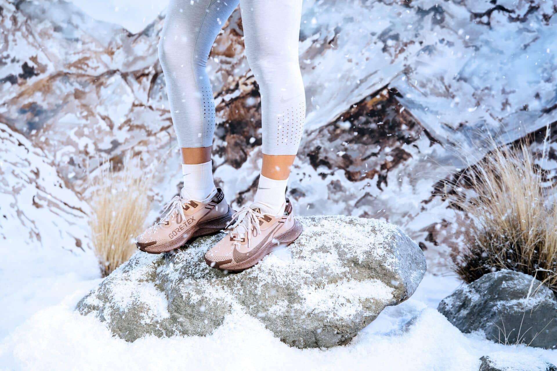 Cosa cercare in un paio di scarpe da running invernali