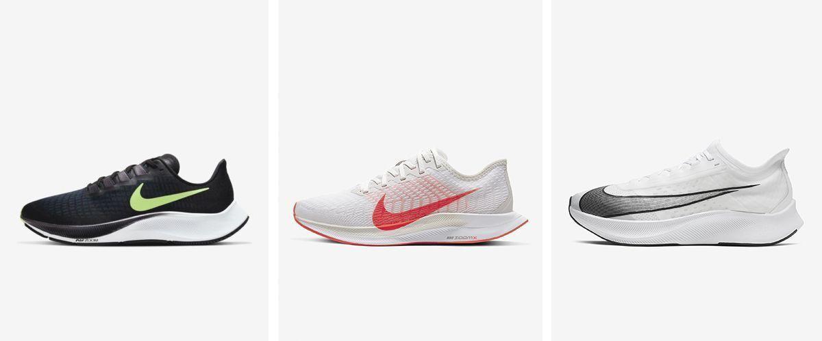 Quelles sont les meilleures chaussures pour courir sur de