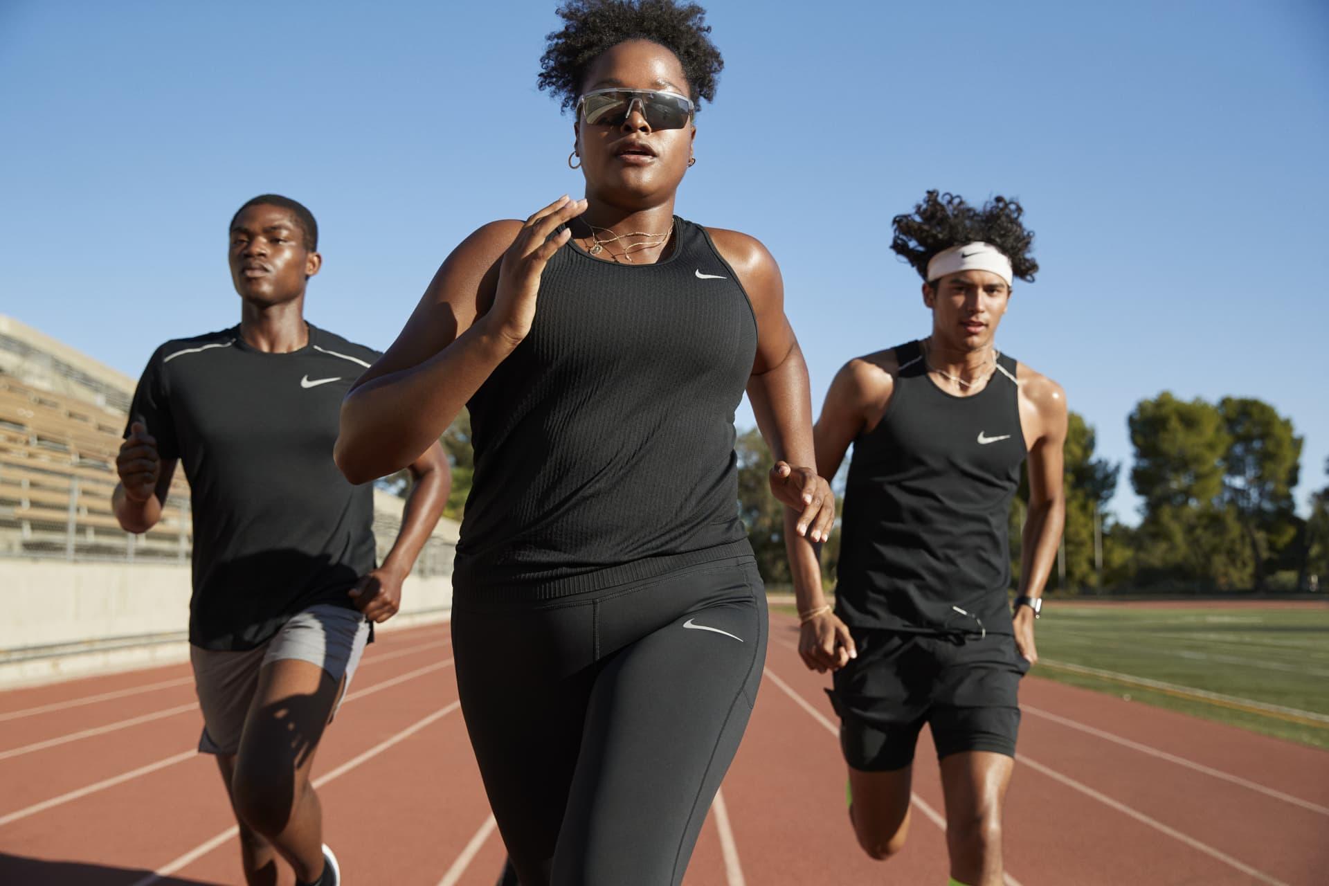 Wie zeichne ich Speed Runs mit der Nike Run Club App auf?