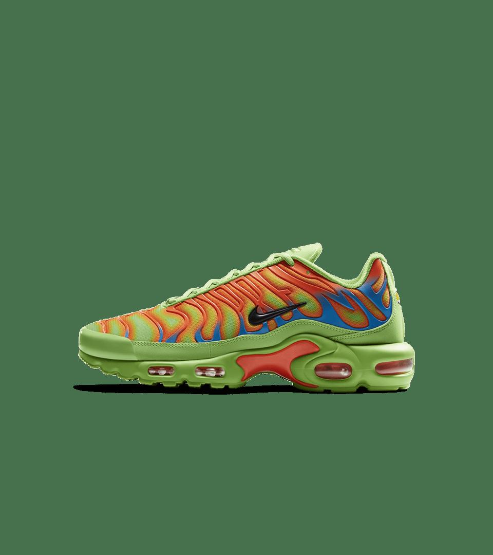 Date de sortie de la Air Max Plux x Supreme « Mean Green ». Nike ...