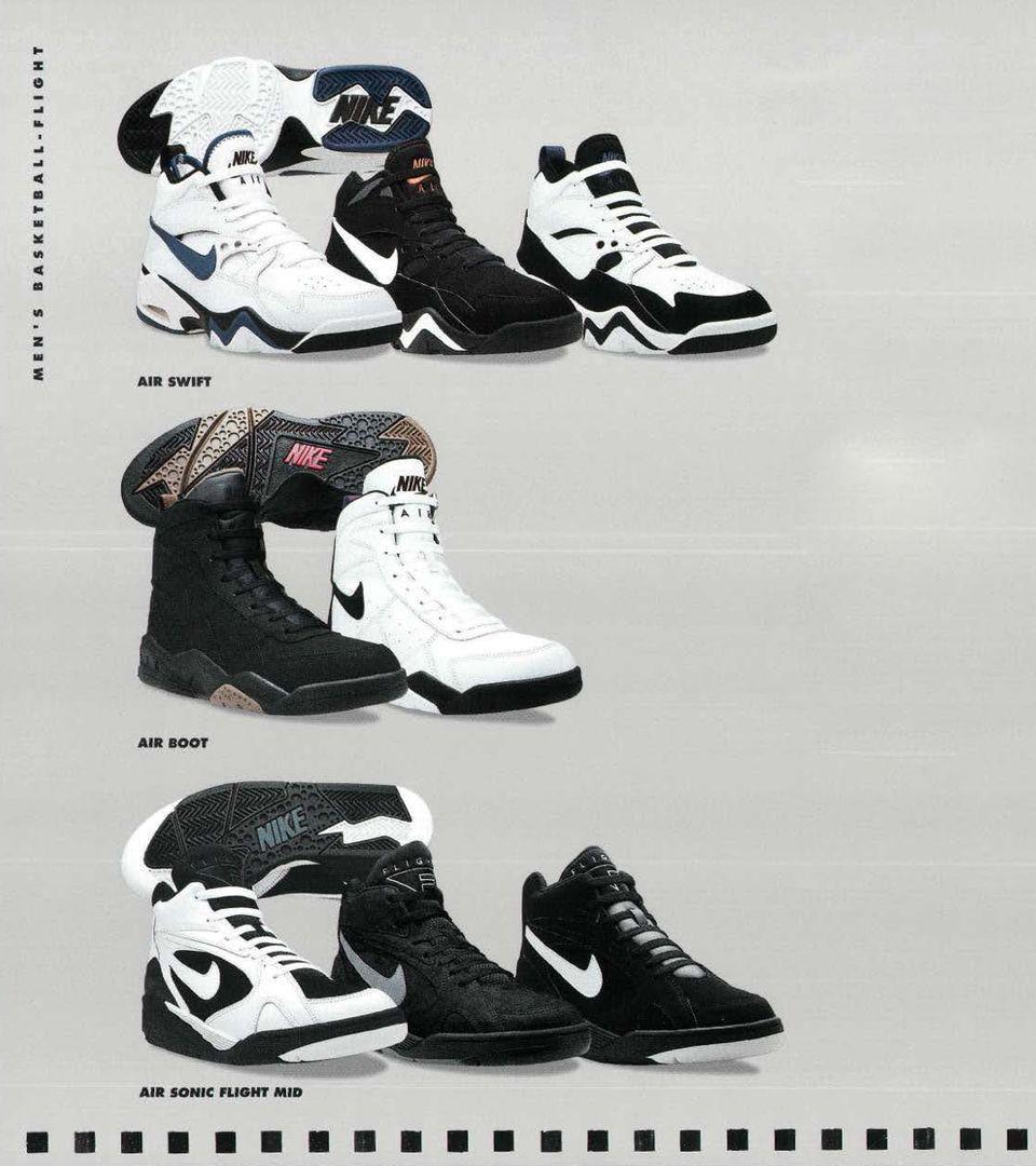 Classic Catalogs. Nike SNKRS CA