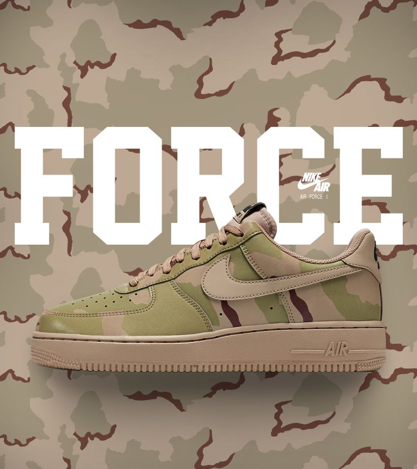nike air force 1 07 camoscio