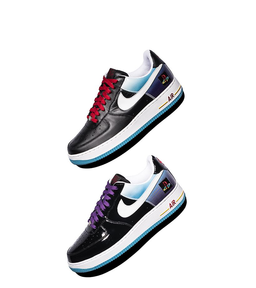 Inside The Vault: Air Force 1 X Playstation. Nike SNKRS