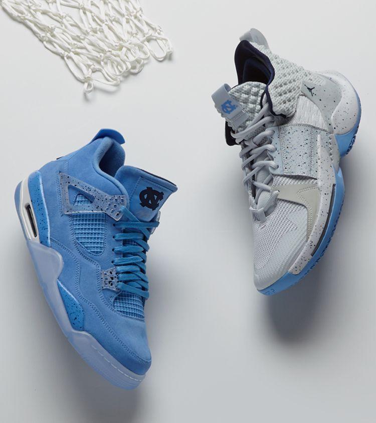Team SNKRS: UNC x Jordan. Nike SNKRS