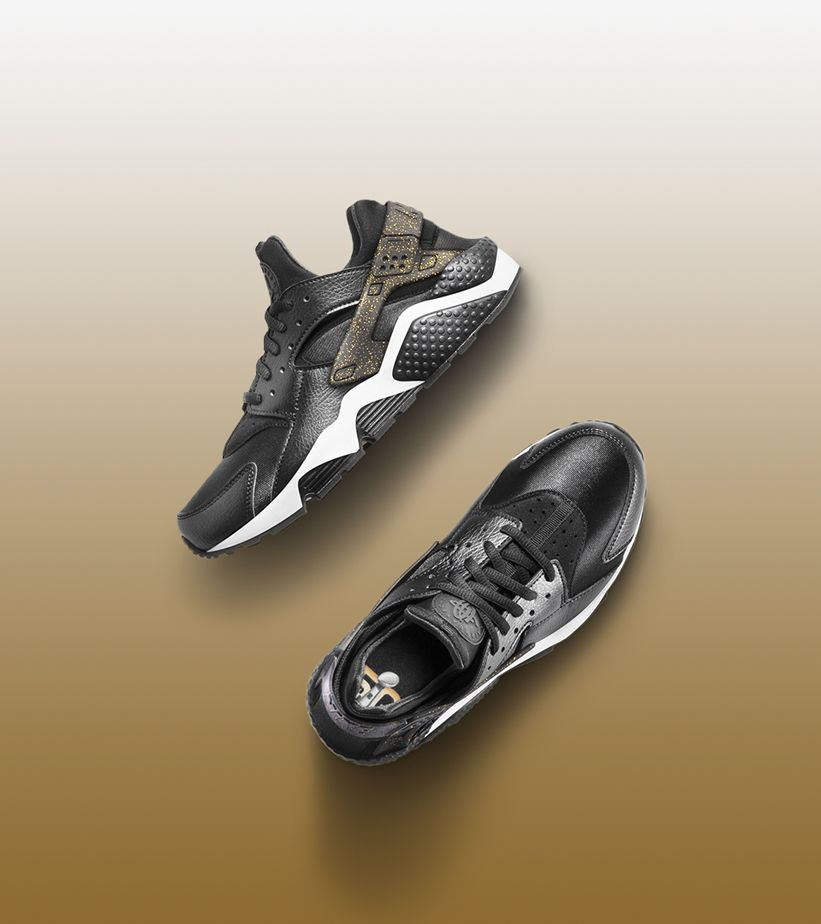 SB50 Nike Air Huarache Premium (NFL)