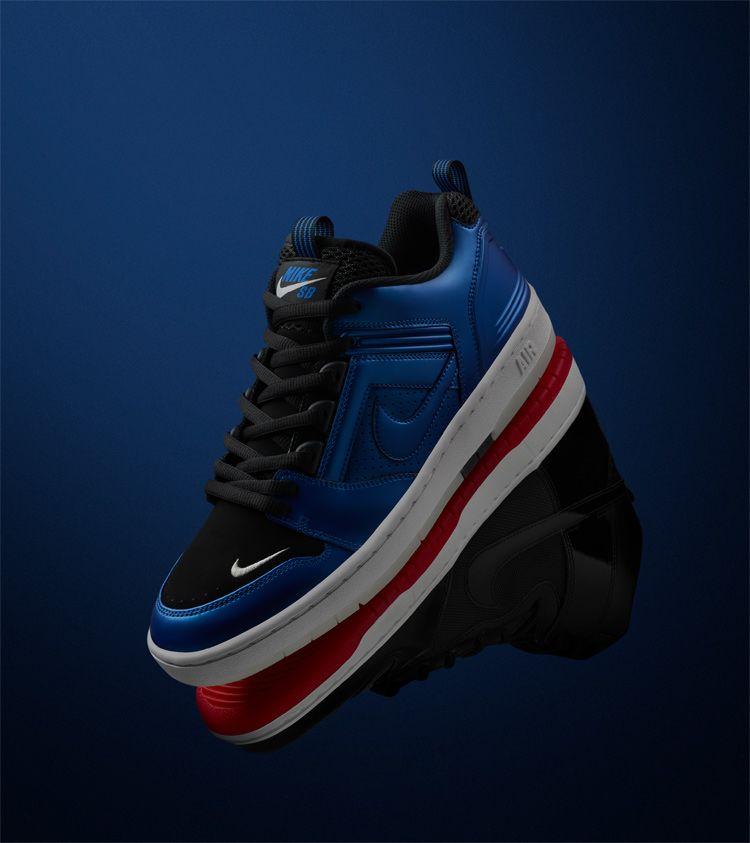 Nike SB Air Force 2 Low