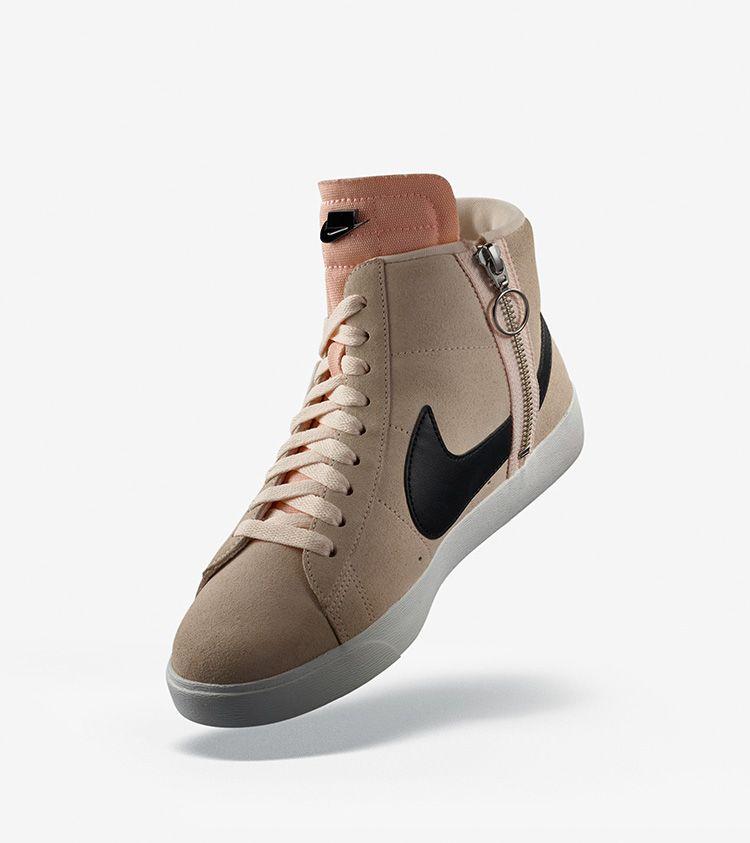 Women's Blazer Mid Rebel 'Neutral Olive' Release Date. Nike SNKRS