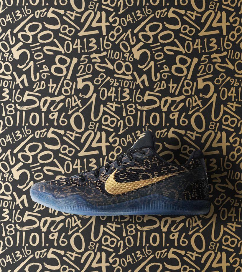 Nike Kobe 11 'Mamba Day' iD Release Date. Nike SNKRS