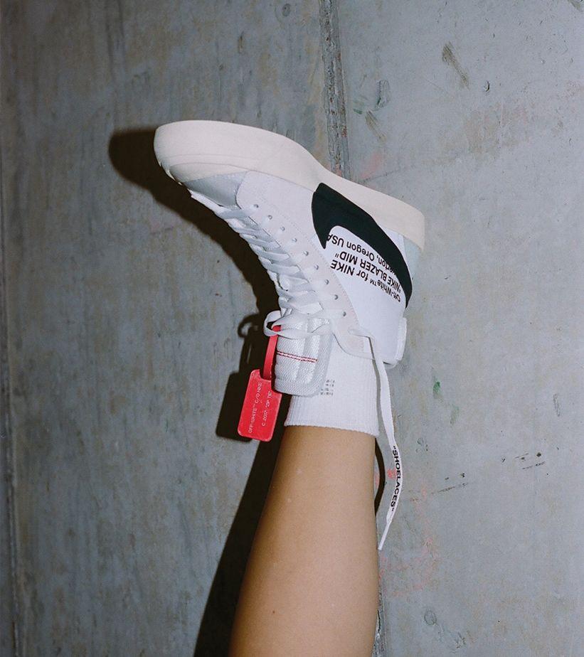 The 10: Nike Blazer Studio Mid x Off-White™