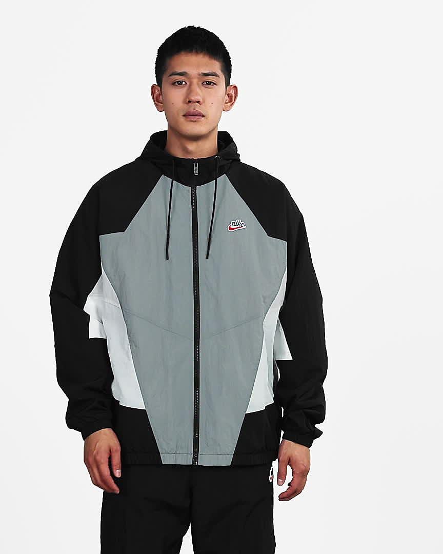 promedio Ejecutante Renacimiento  Nike Sportswear Heritage Windrunner Woven Jacket. Nike CA