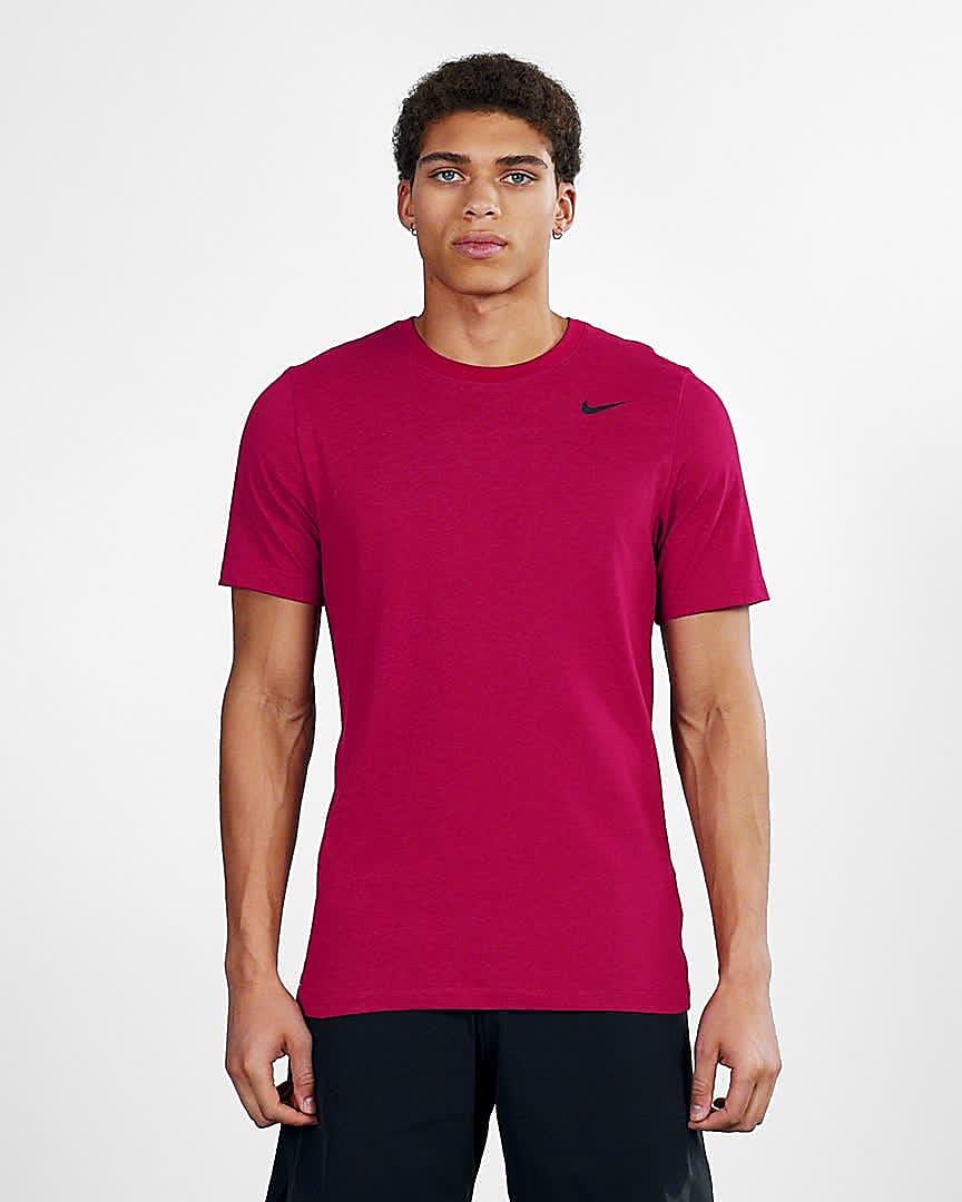 Fanático llegar Algebraico  Nike Dri-FIT Camiseta de entrenamiento - Hombre. Nike ES