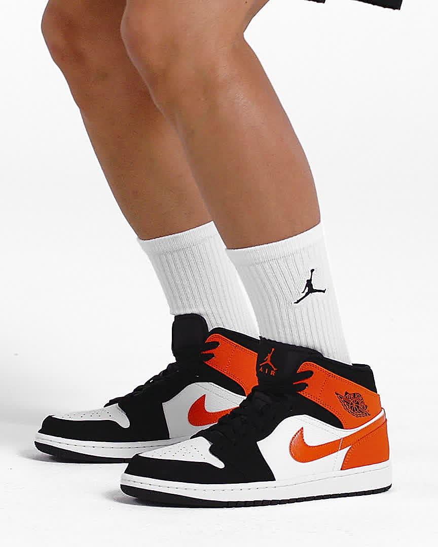 Air Jordan 1 Mid Ayakkabı. Nike TR