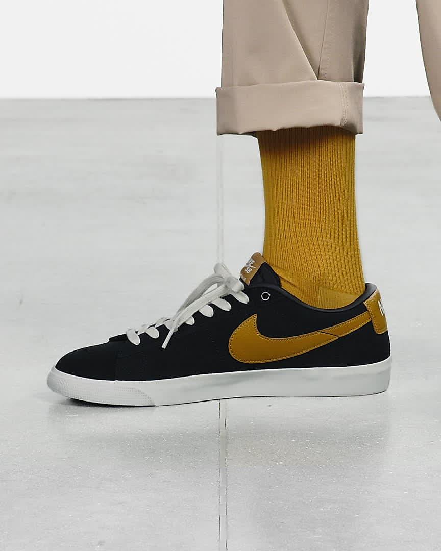 nike sb team classic yellow