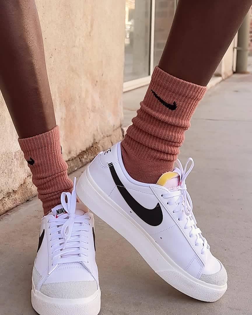 Chaussures Nike Blazer Low Platform pour Femme. Nike FR
