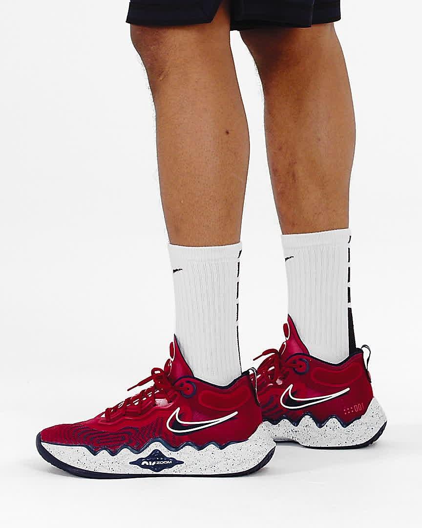 Nike Air Zoom G.T. Run Basketball Shoes. Nike.com