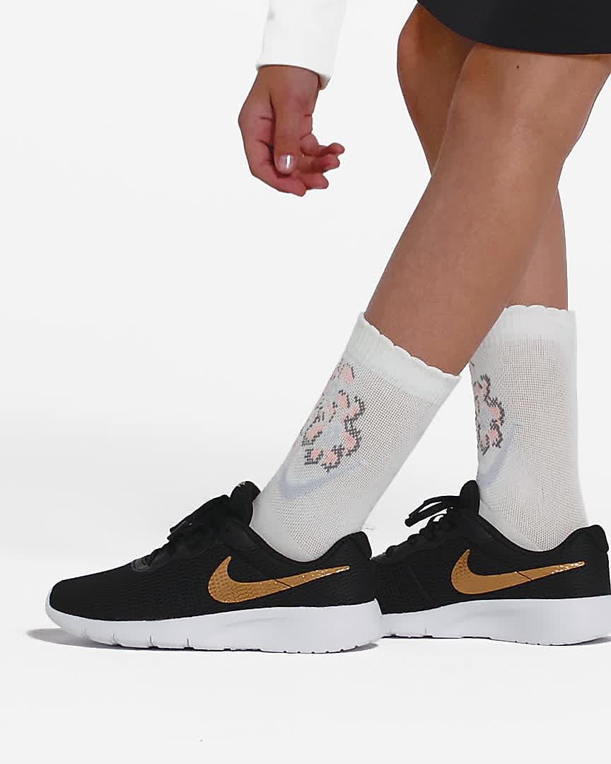 nike tanjun zapatillas niños
