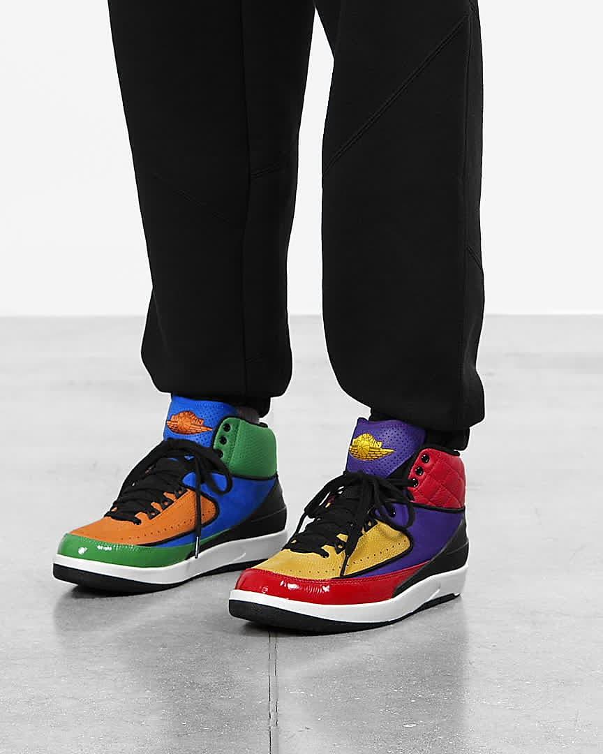 Calzado para mujer Air Jordan 2 Retro