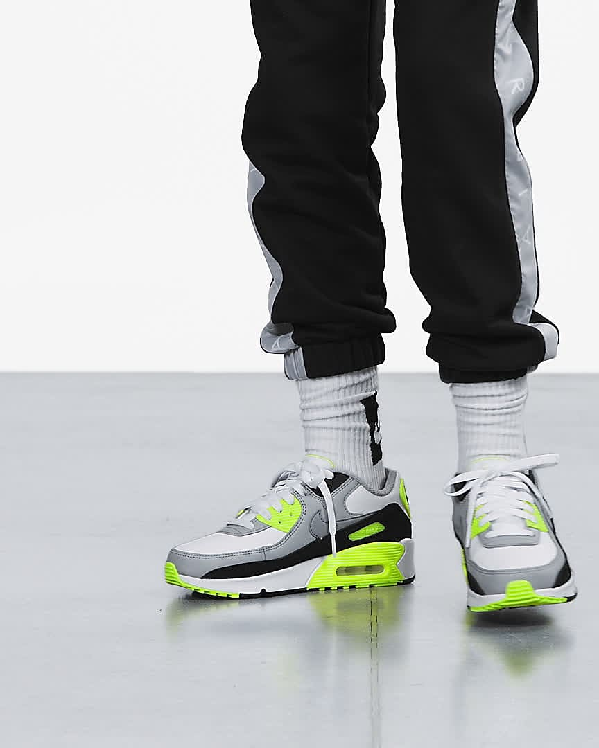 nike air max youth size chart