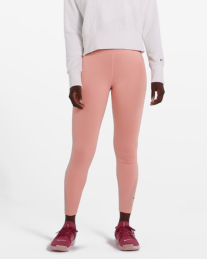 Nike One Women S Mid Rise 7 8 Tights Nike Com