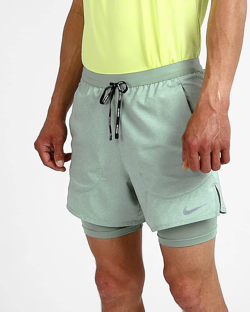 enlace Molesto crear  Nike Flex Stride Men's 13cm (approx.) 2-in-1 Running Shorts. Nike GB