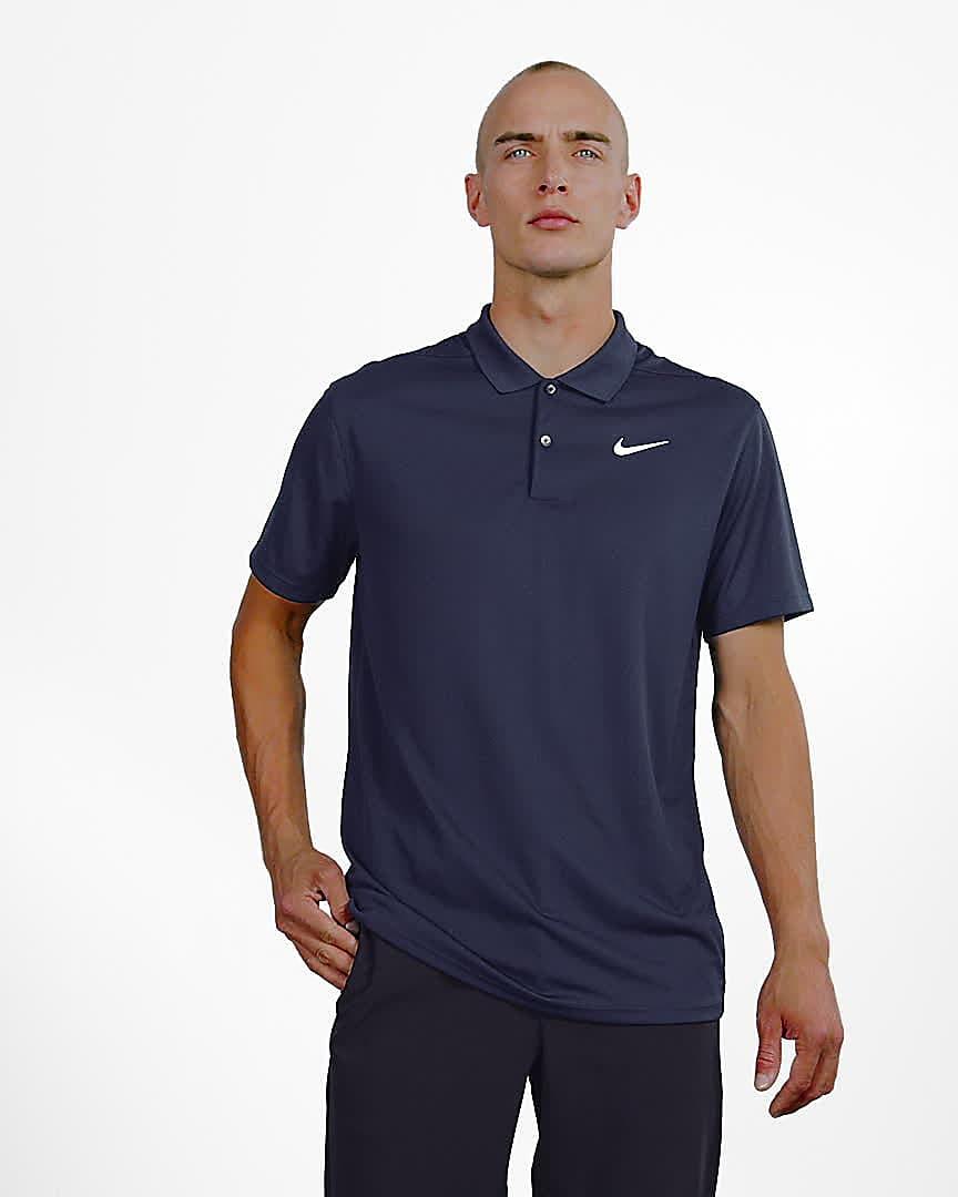 Una oración Original Dificil  Nike Dri-FIT Victory Men's Golf Polo. Nike CA