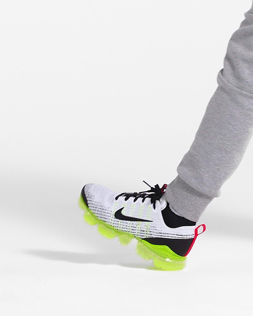 Nike Air VaporMax Flyknit 3 Big Kids' Shoes