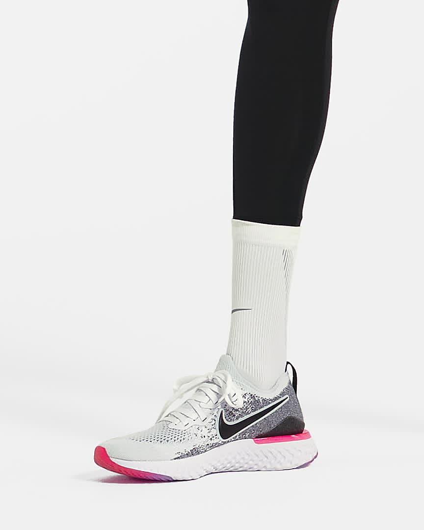 Saca la aseguranza Cilios Ocurrir  Calzado de running para mujer Nike Epic React Flyknit 2. Nike CL