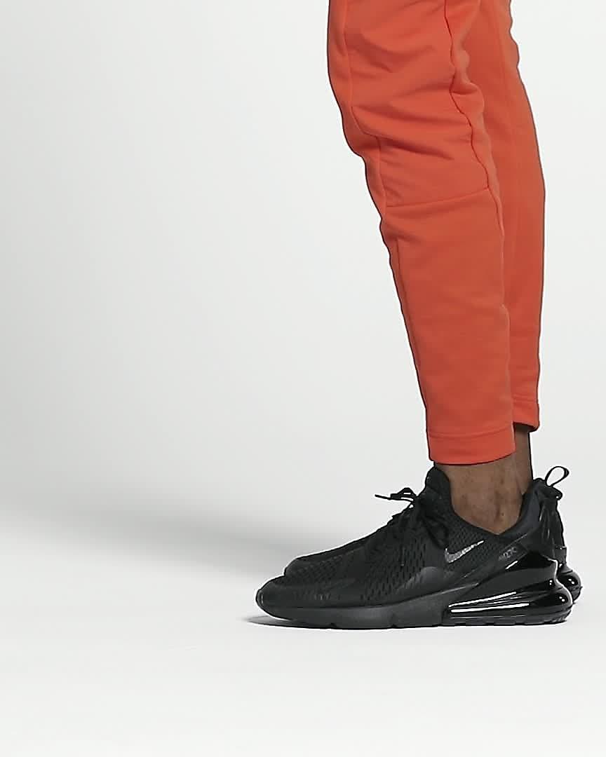 air max 270 hombres naranjas
