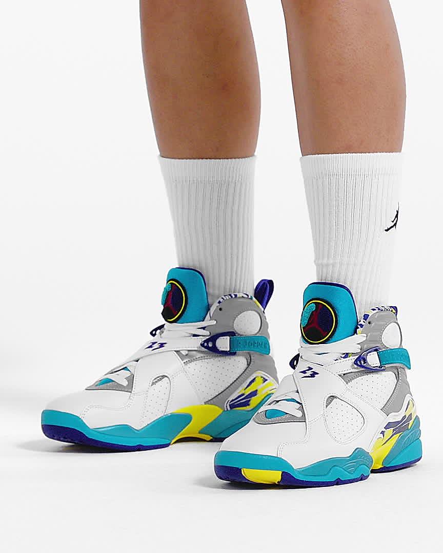 Air Jordan 8 Retro Women's Shoe