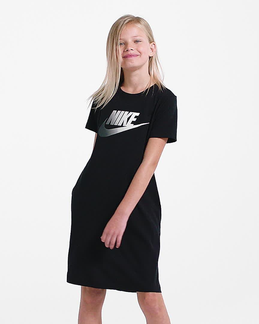Mirilla Estadístico Horror  Robe Nike Sportswear pour Fille plus âgée. Nike FR