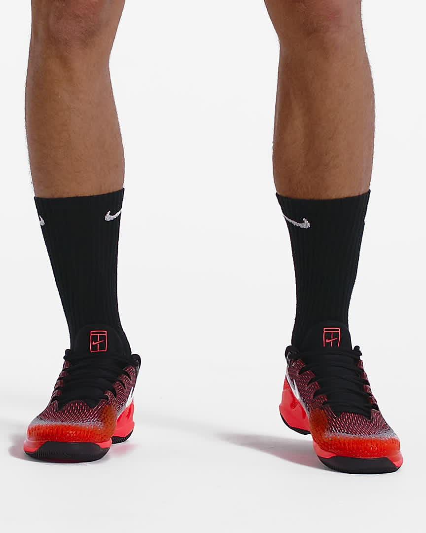 Soldes > chaussures tennis nike air zoom vapor x > en stock