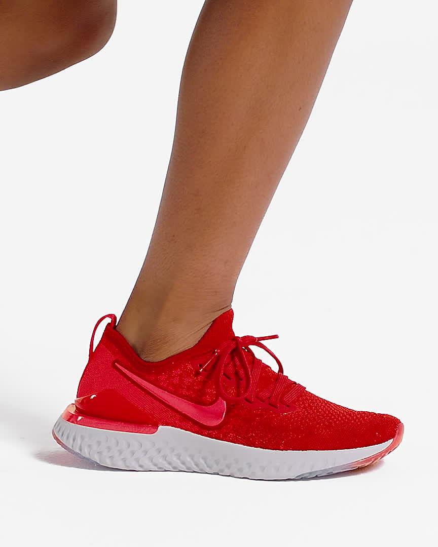 Nike Epic React Flyknit 2 Big Kids