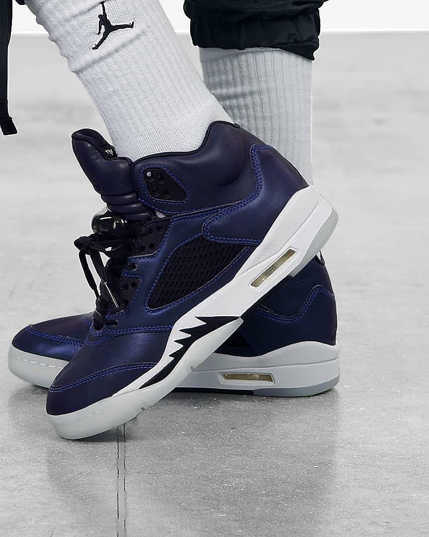 Air Jordan 5 Retro Women's Shoe. Nike MY