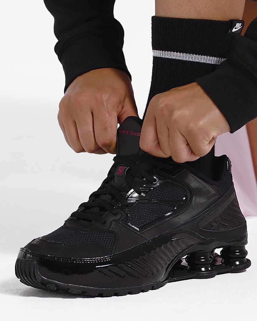 Producto víctima ala  Calzado para mujer Nike Shox Enigma 9000. Nike CL