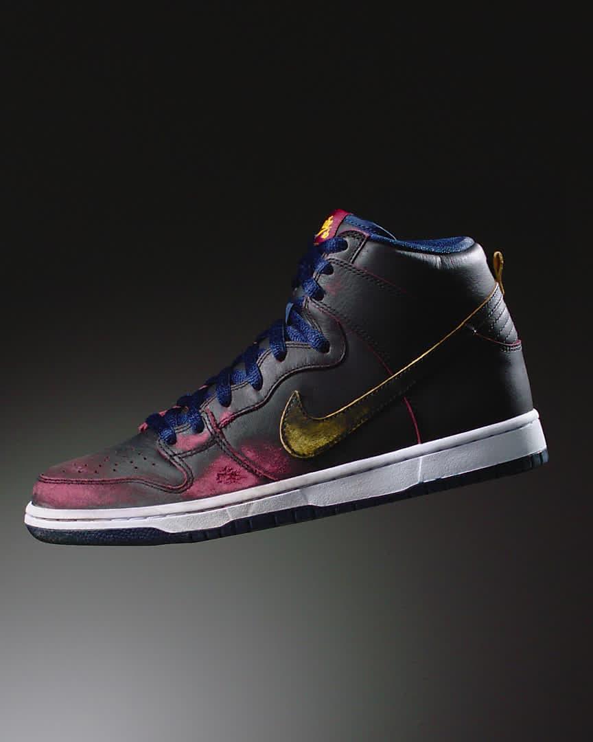 Nike SB Dunk High Pro NBA Men's Skate