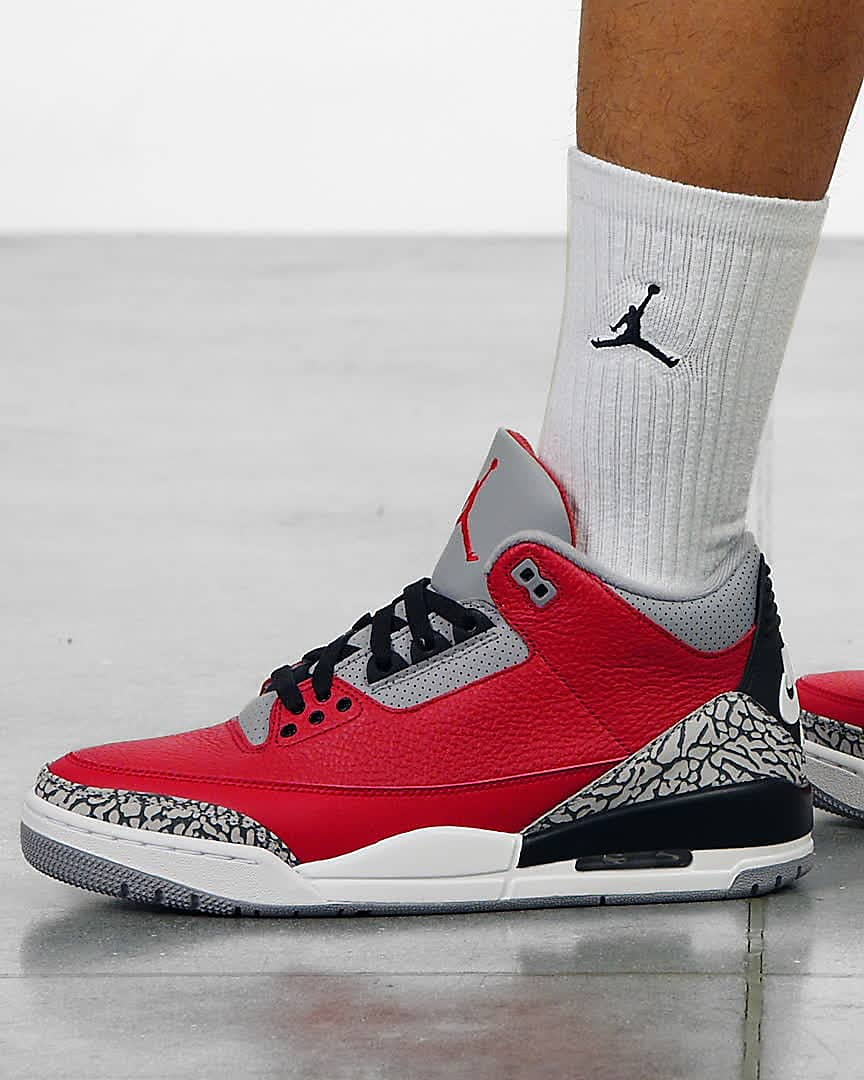 Air Jordan 3 Retro SE 男鞋。Nike TW