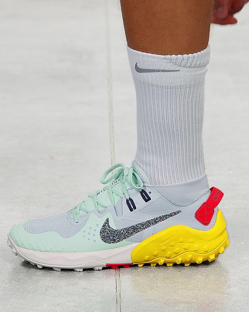 Trail Running Shoe. Nike SG