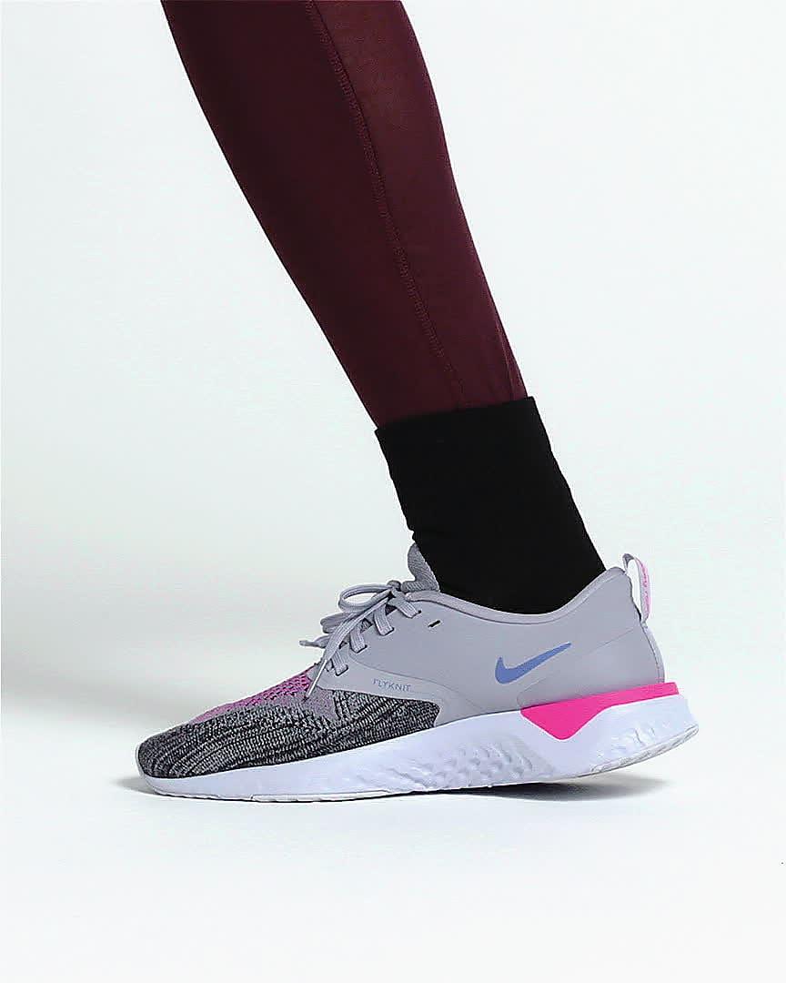 contaminación Enciclopedia Discriminar  Nike Odyssey React Flyknit 2 Women's Running Shoe. Nike IN