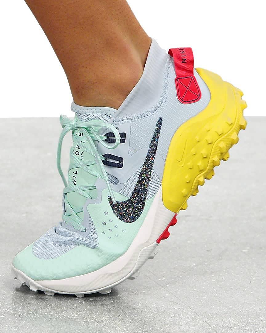 nike zapatillas mujer trail