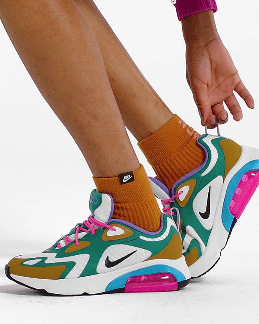 Nike Air Max 200 Icon Clash Damesschoen