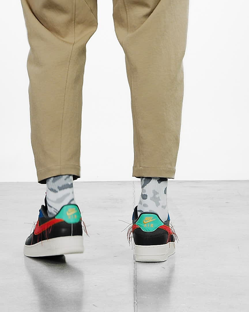 crítico Correctamente rechazo  Nike Air Force 1 Low Black History Month Men's Shoe. Nike.com