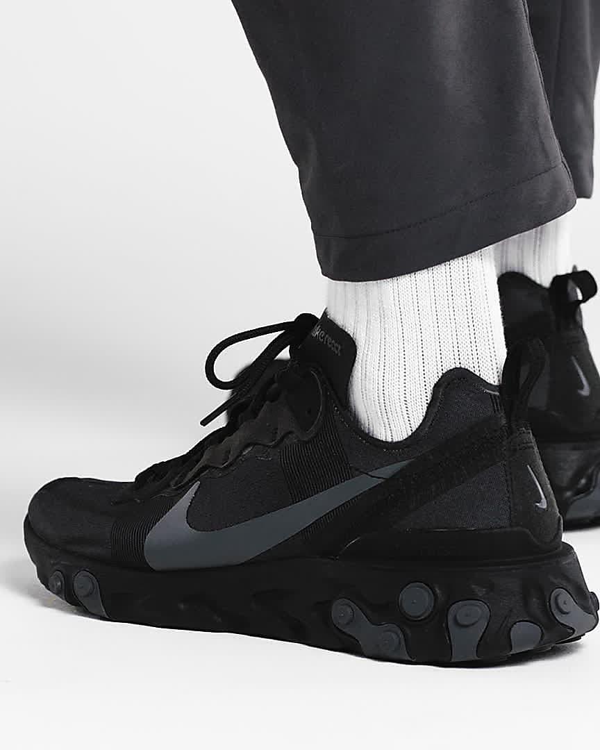 Acuerdo discreción Parecer  Nike React Element 55 Men's Shoe. Nike BG