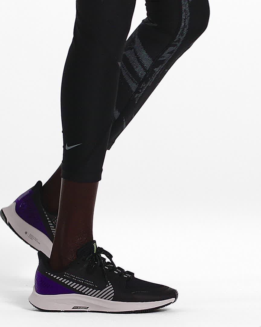 Encogerse de hombros Ciudad Menda Por el contrario  Nike Air Zoom Pegasus 36 Shield Women's Running Shoe. Nike LU