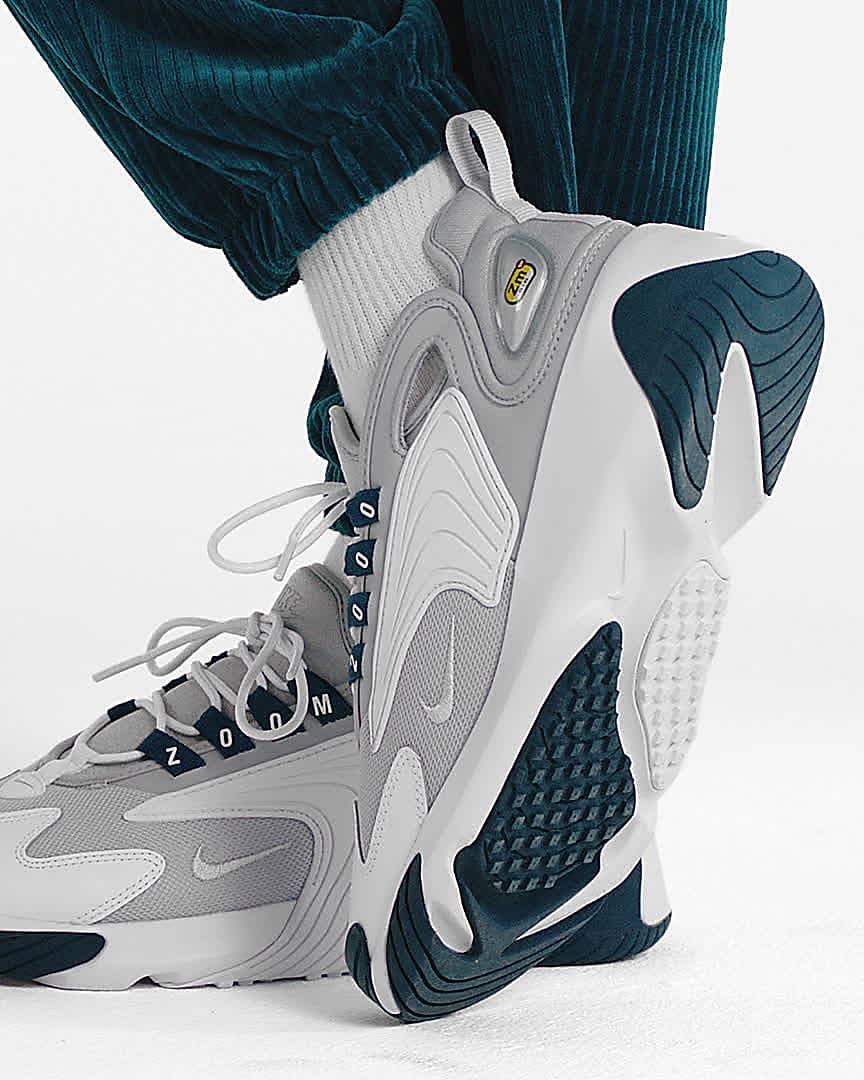 Corta vida Ambigüedad marido  Nike Zoom 2K Zapatillas - Mujer. Nike ES