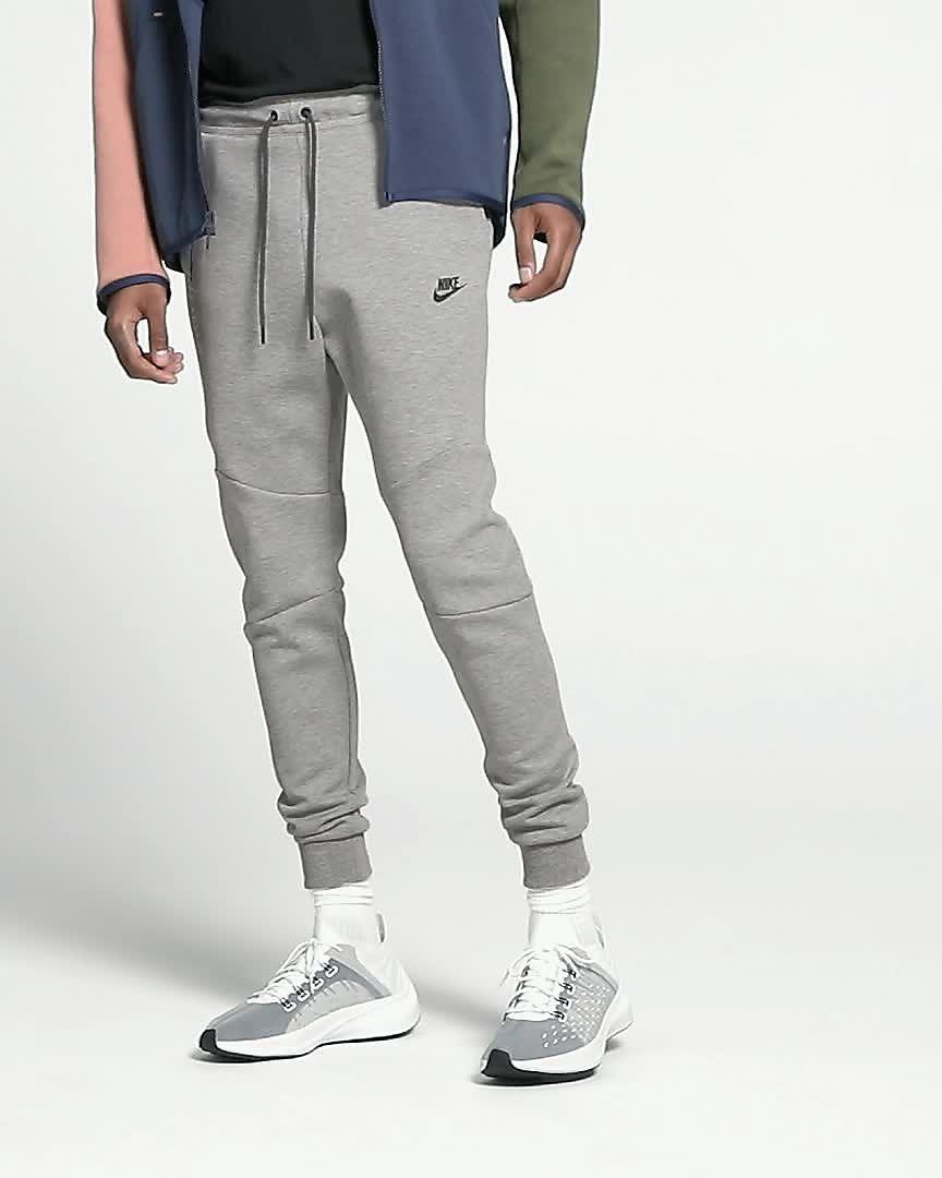 nike tech fleece uomo pantaloni