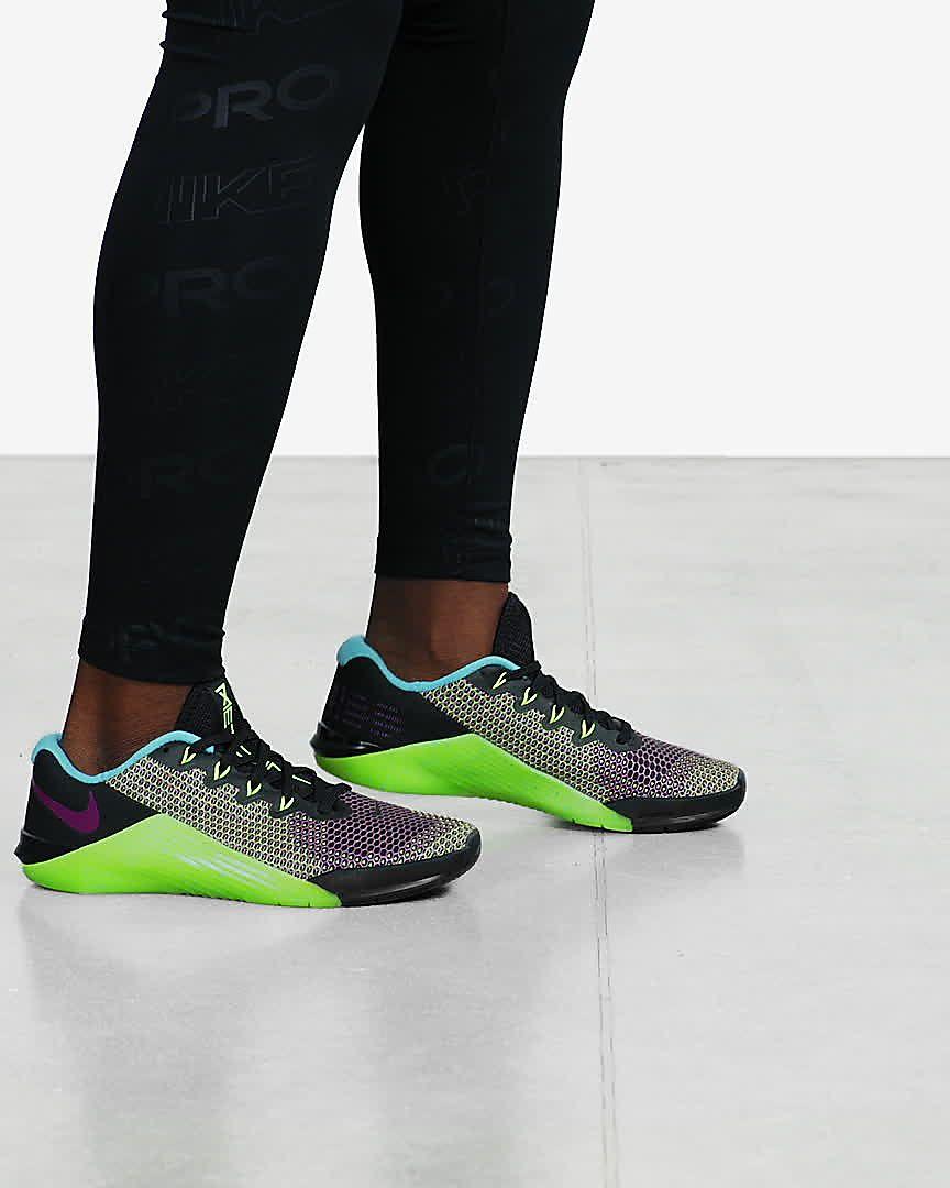 Calzado de entrenamiento para mujer Nike Metcon 5 AMP