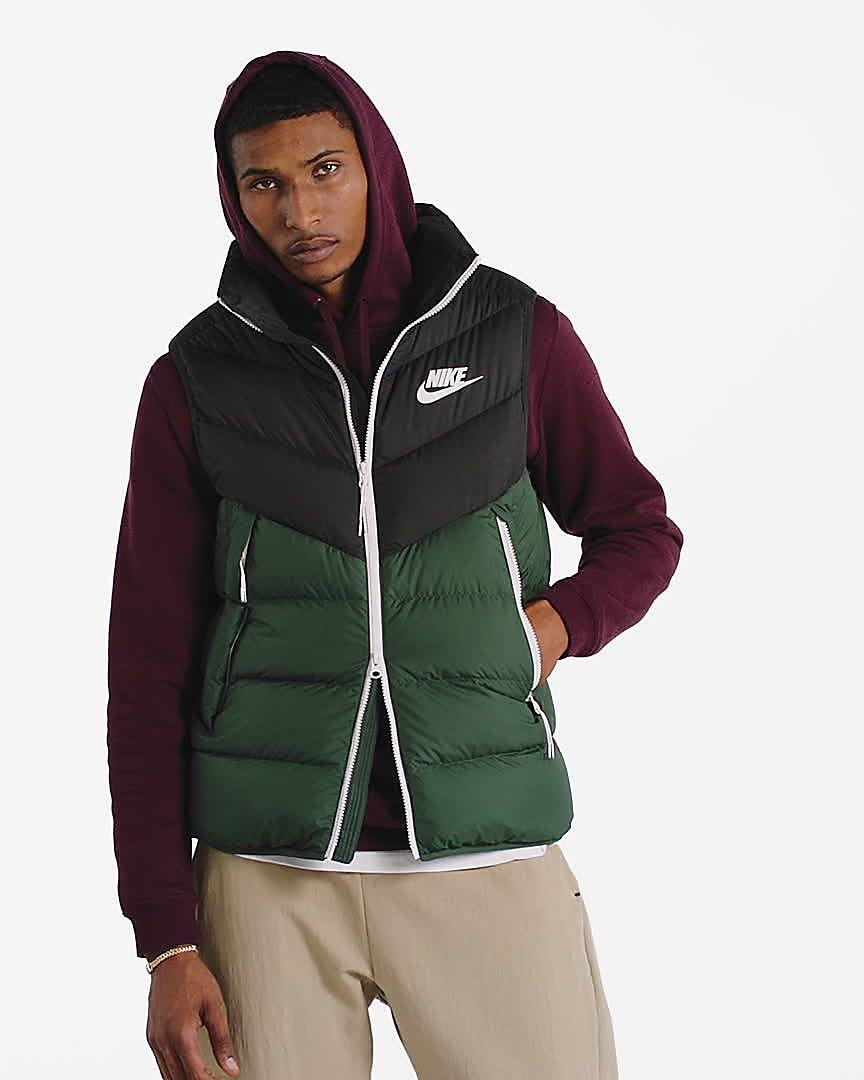 nike downhill jacket