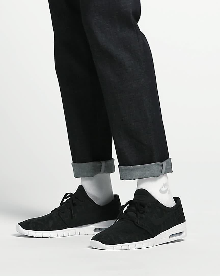 mayor selección de 2019 sensación cómoda aliexpress Nike SB Stefan Janoski Max Skate Shoe. Nike EG
