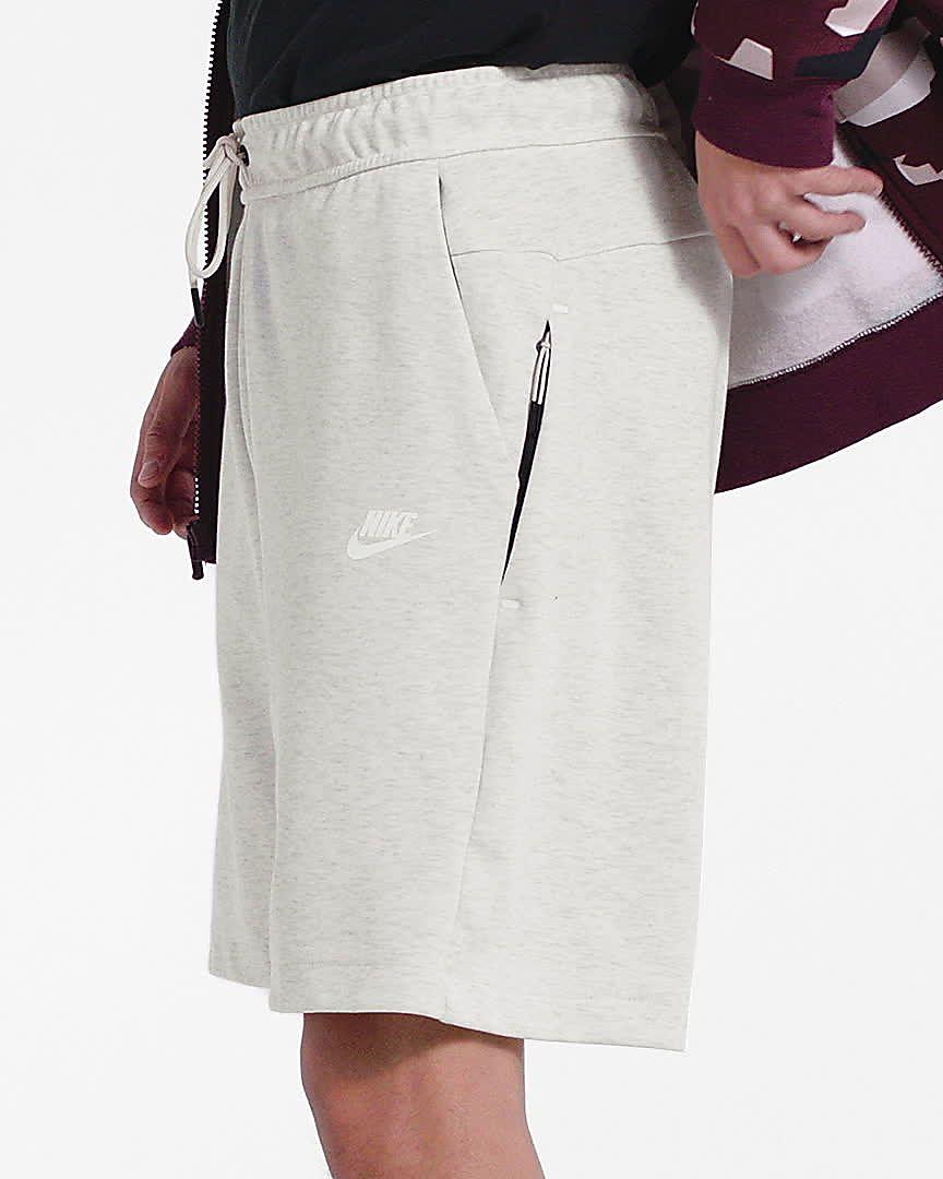 Nike MEN/'S Sportswear Tech Fleece Print Shorts SIZE XL BRAND NEW